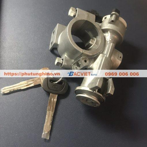Ổ khóa điện xe tải HINO 500 chính hãng